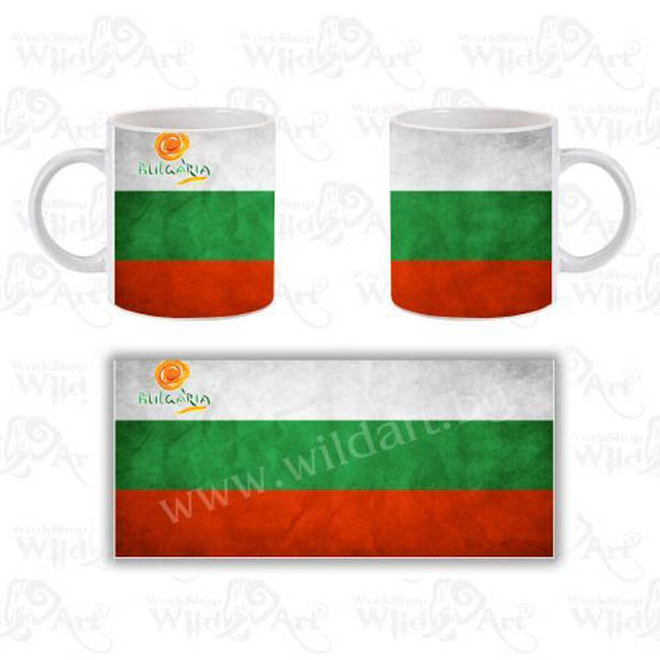 Чаша Bulgaria Tricolor 2