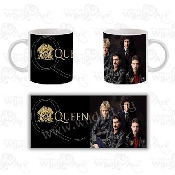 Чаша Queen