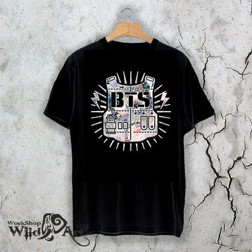 Тениска – BTS A003