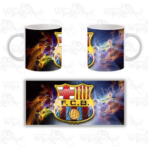 Чаша FC Barcelona 3