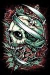 Тениска Art 4777