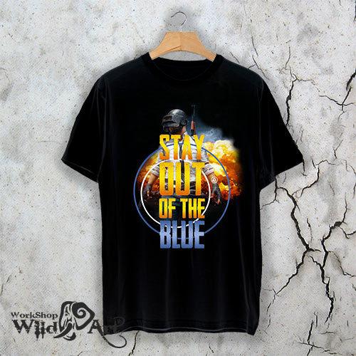 Тениска – PUBG-3