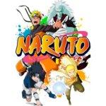 Тениска – Naruto A1016
