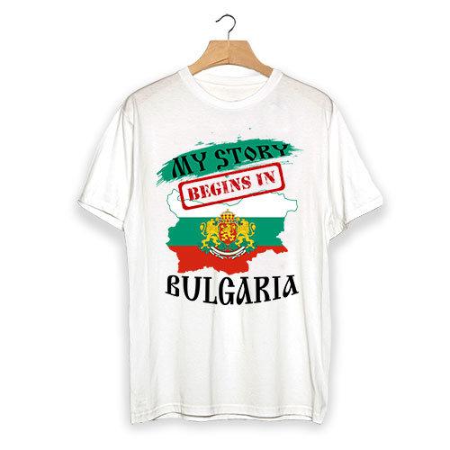 Тениска България 3m9