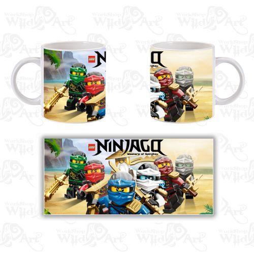 Чаша Ninjago 2