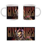 Чаша Guns N' Roses