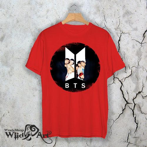 Тениска – BTS A001
