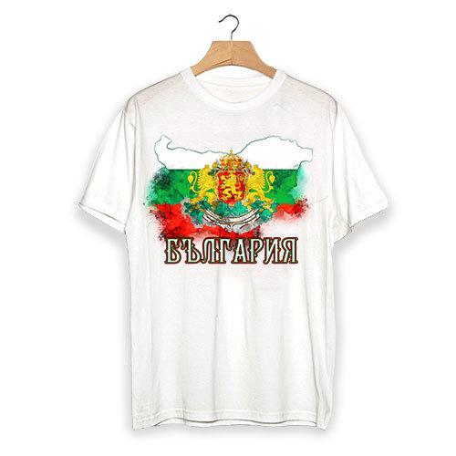 Тениска България 3m2