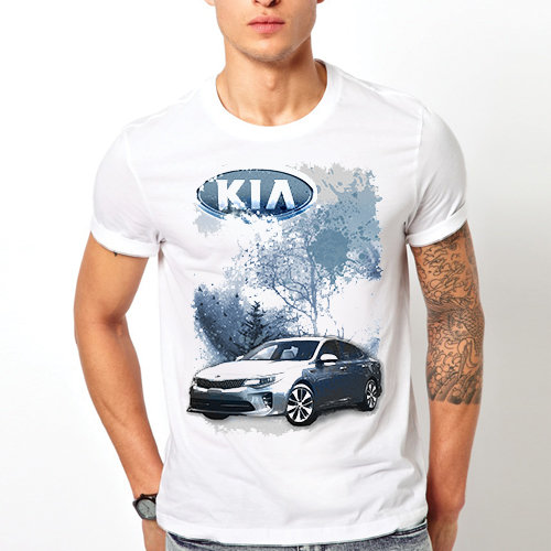 """Тениска – """"Kia"""""""