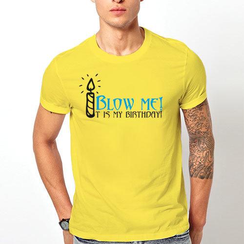 Тениска Blow me