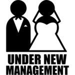 """Дамска Тениска – """"Under new management / Под ново ръководство"""" N1019"""