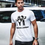 Тениска Master & Servant N1014