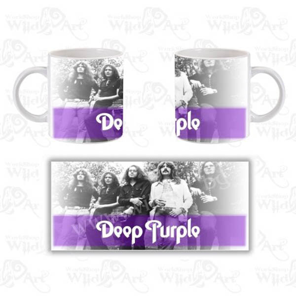 Чаша Deep Purple