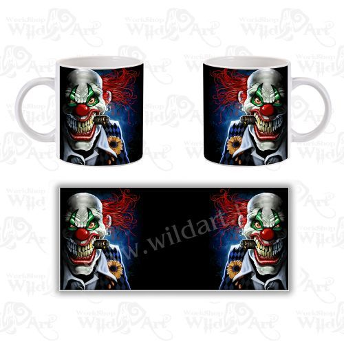 Чаша The Bad Joker 2