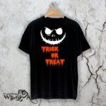 Тениска за Хелоуин Trick ot treat W 1139