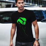 """Тениска – """"DJ Silhouette"""" N1131"""