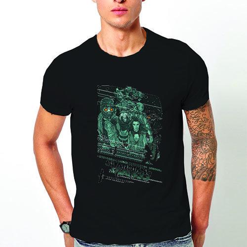 """Тениска – """"Guardians of the Galaxy / Пазителите на Галактиката"""" K 1121"""