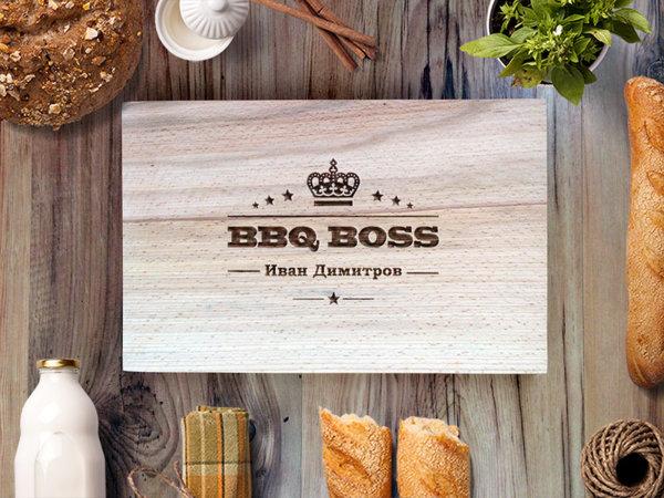 Дъска за рязане – BBQ BOSS Модел 16