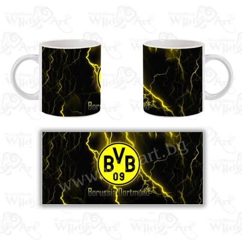 Чаша Borussia Dortmund Lightning