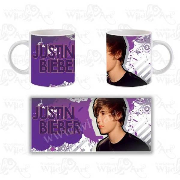 Чаша Justin Bieber