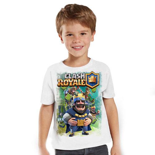 Тениска – Clash Royale F42