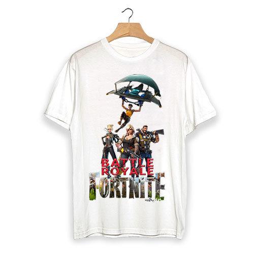 Тениска Battle Royal Fortune FBR04
