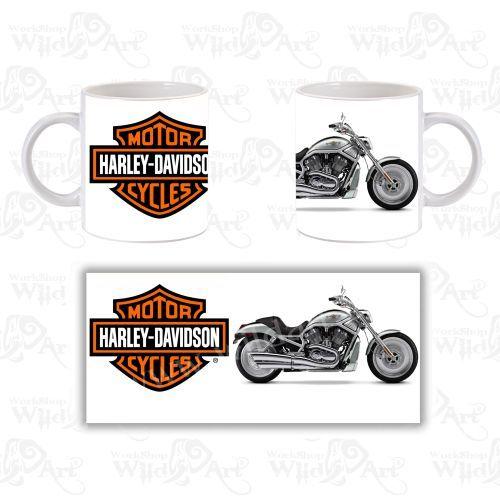 Чаша Harley Davidson
