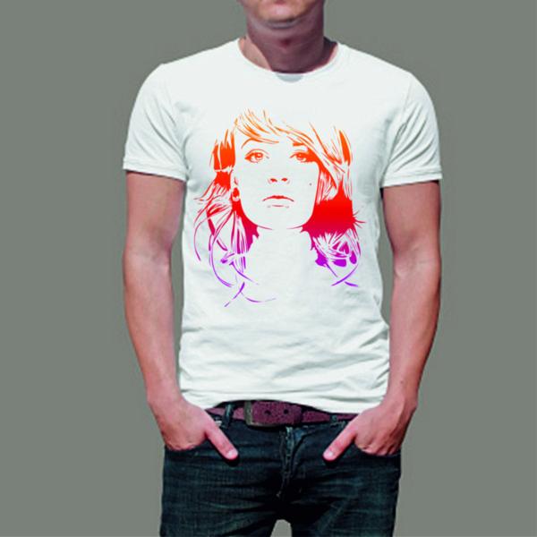 Тениска Art Силоет 4630