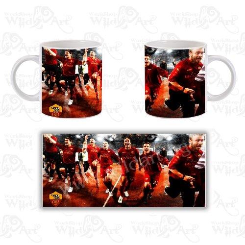 Чаша FC Roma 3