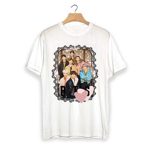 Тениска – BTS t6