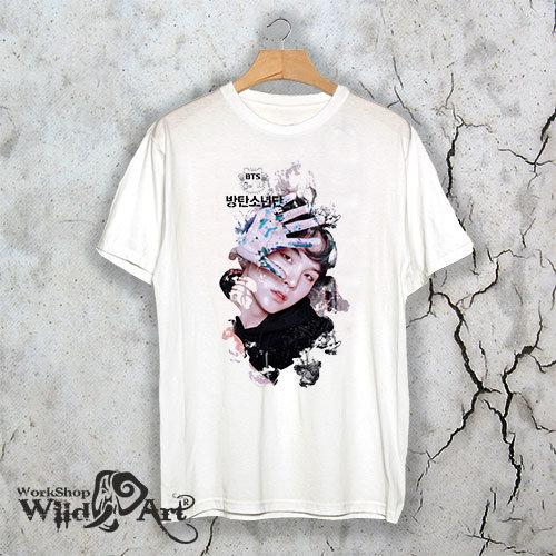 Тениска – BTS A005