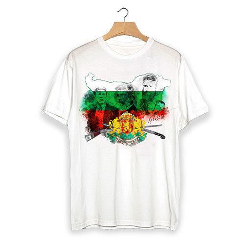 Тениска България март 3m1