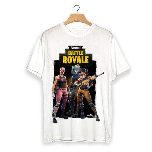 Тениска Battle Royal Fortune FBR06
