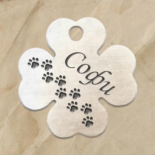 Кучешки медальон Детелина 1
