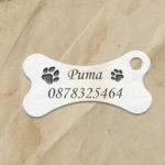 Кучешки медальон Кокал 2