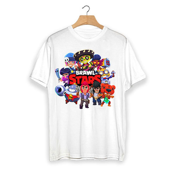 Тениска Brawl Stars BS17