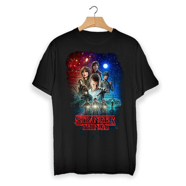 Тениска Stranger Things stt101