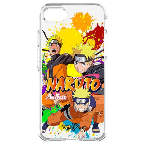 Силиконов кейс Naruto