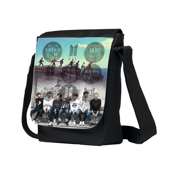 Чанта за през рамо BTS btsb025