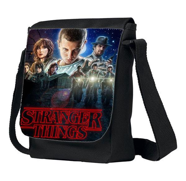 Чанта за през рамо Stranger Things