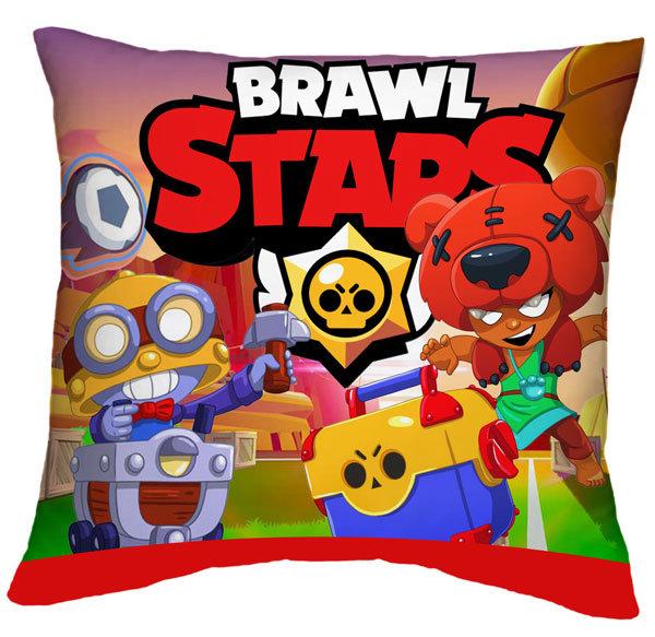 Възглавничка Brawl Stars BSP02