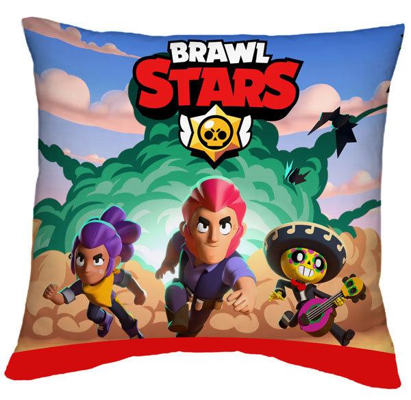Възглавничка Brawl Stars BSP01