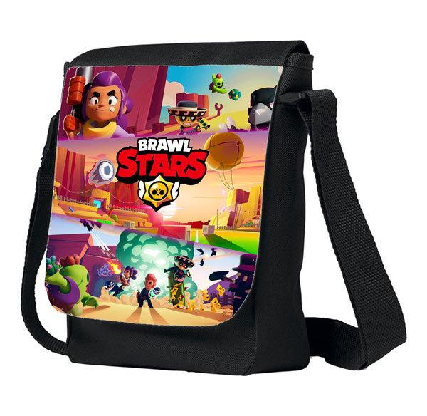 Чанта за през рамо Brawl Stars