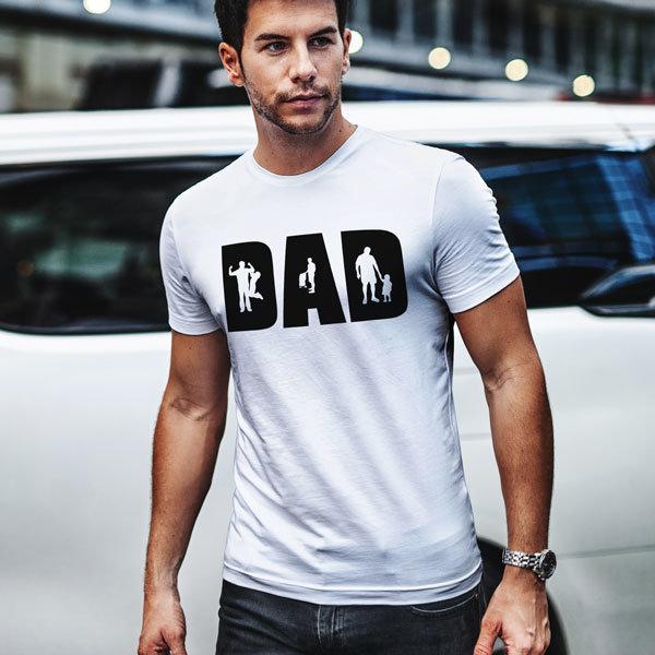 Тениска Dad