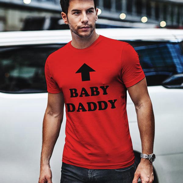 Тениска  Baby daddy