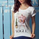 Тениска - Vogue mm104