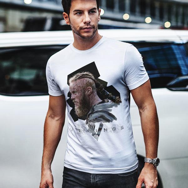 Тениска - Vikings Bjorn VGS10