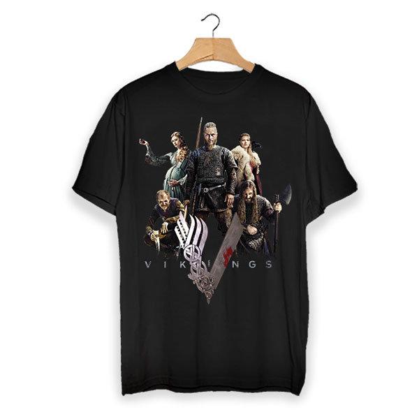 Тениска - History of the Vikings VGS102