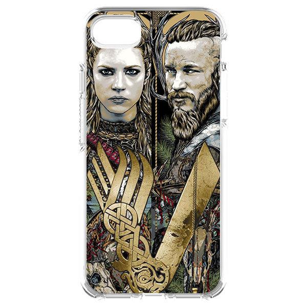 Кейс Vikings Lagertha and Ragnar Lodbrok VGK106