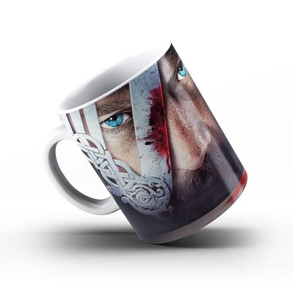 Чаша Vikings eye with logo vgsch109